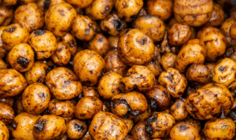 The Best Bait for Carp - Tigernuts