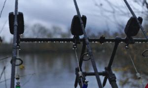 Carp Fishing in the Rain - Carp Fishing in the Rain