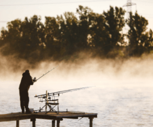 Carp Fishing in the Wind – Will you Catch More?