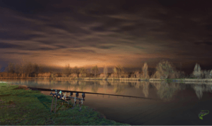 How to find carp - Carp Fishing at night