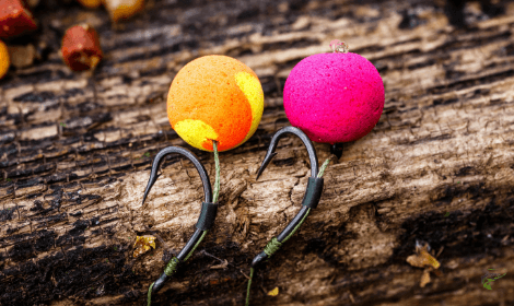 What is a chod rig - chod rig hook baits
