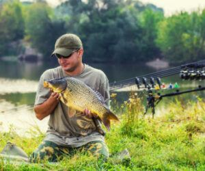 How Long Can Carp Survive Out Of Water? – Find Out Here