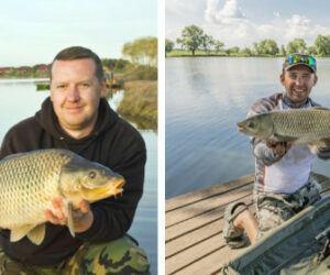 Grass Carp vs Common Carp – Features, Feeding & Fishing Tips